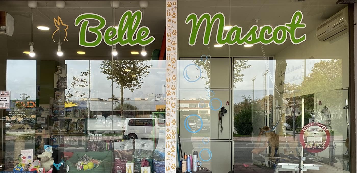 Bienvenido a Belle Mascot